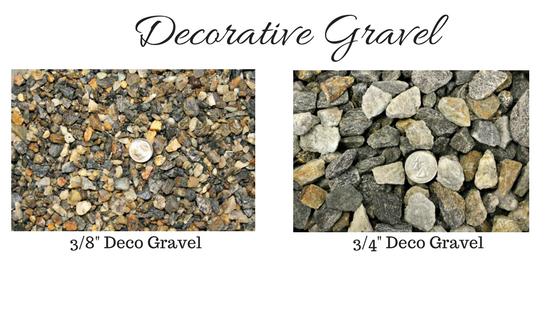Wholesale Decorative Gravel